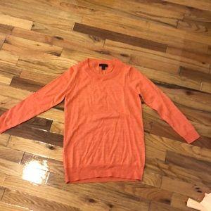 Jcrew Tippi Sweater Size XS Burnt Orange